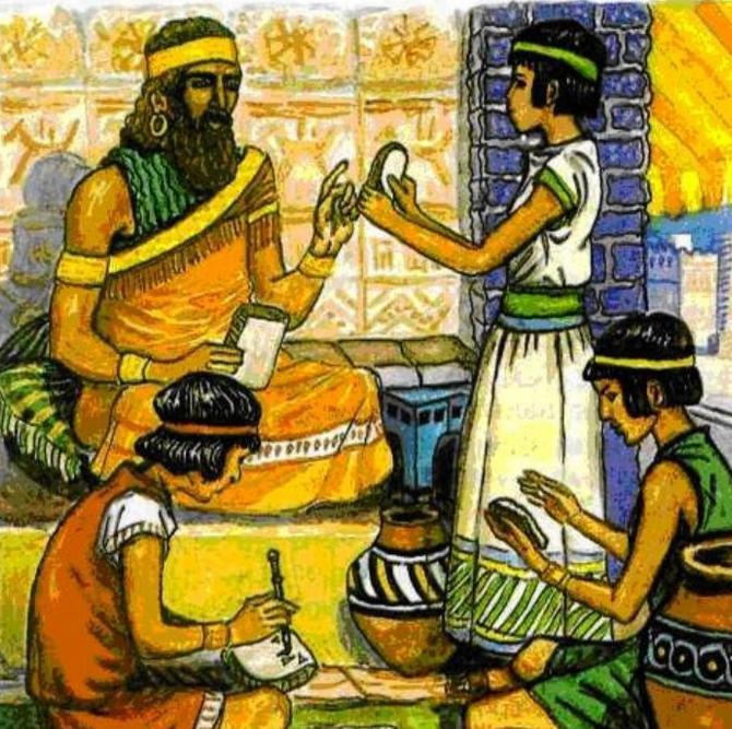 История изобретения мыла