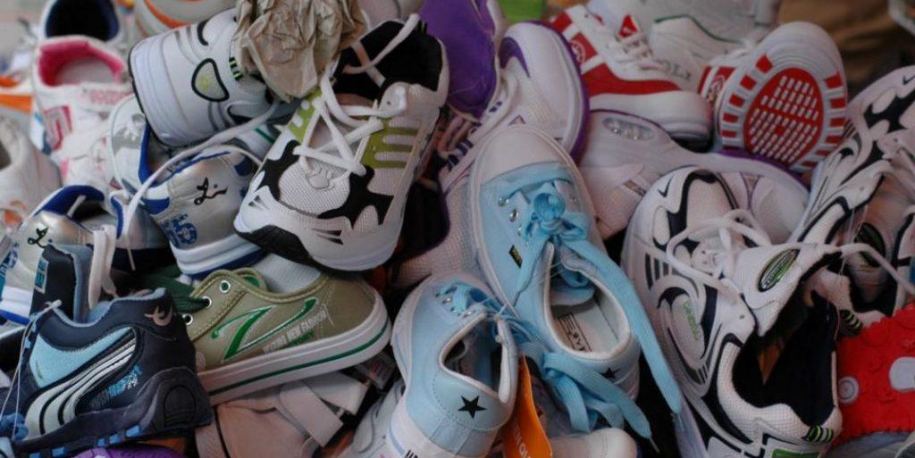 Какие кроссовки можно стирать в машинке