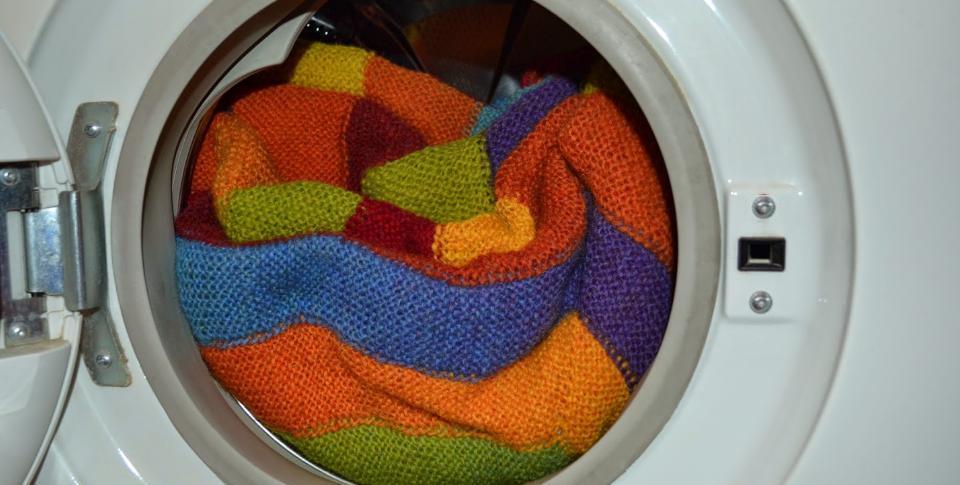 Режимы стирки одеяла в машинке