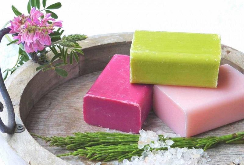 как сделать мыло дома