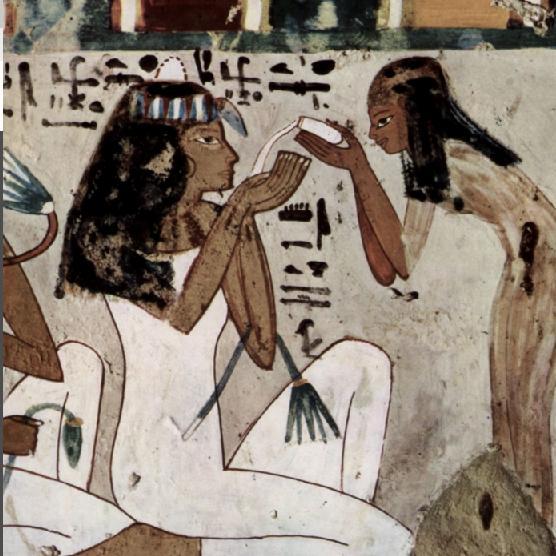 Чем стирали в древности