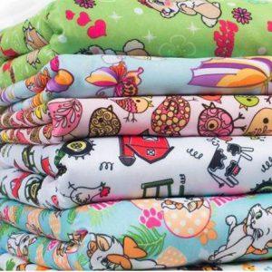 Чем стирать детские пеленки