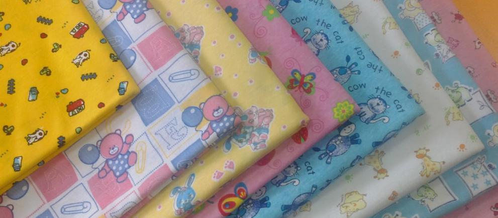 Детские пеленки необходимо часто стирать