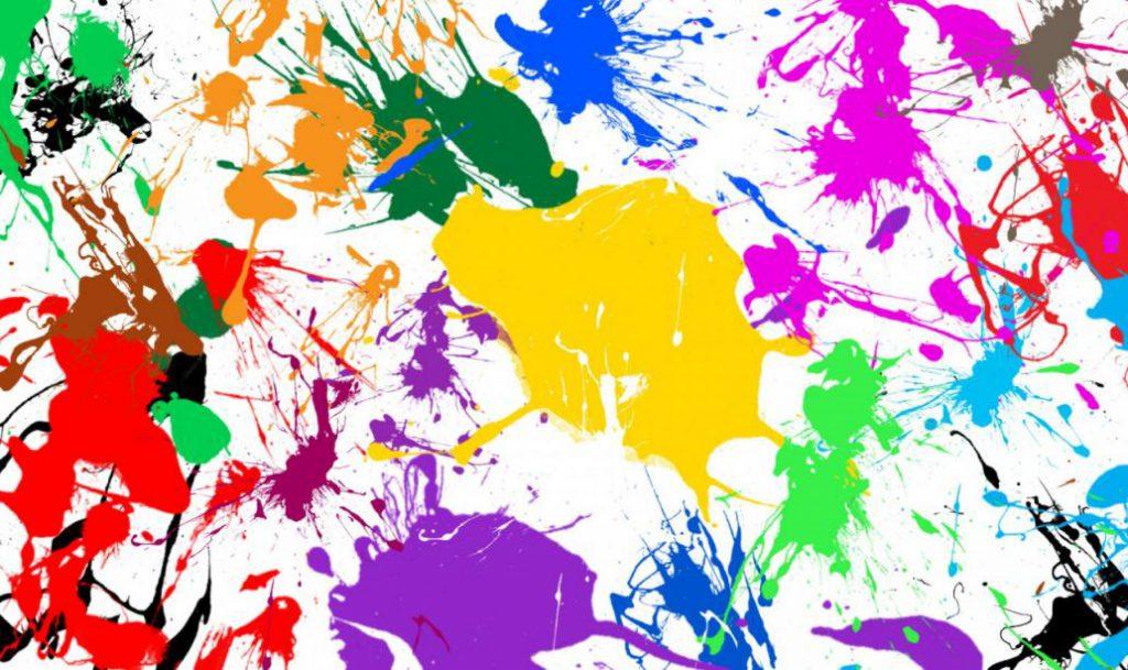 Выводим пятна от чернил и краски