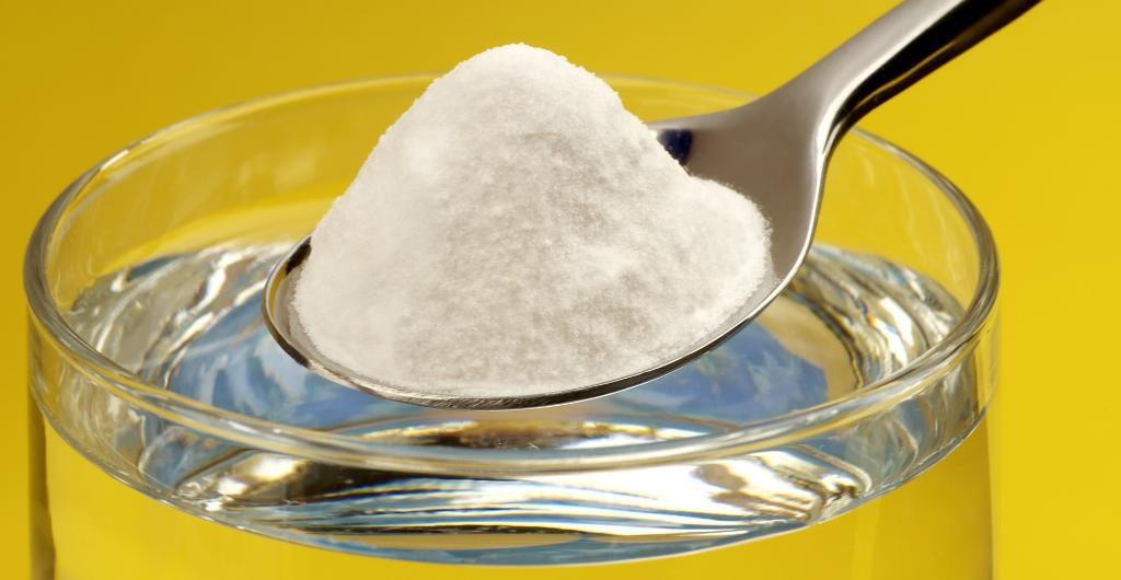 Использование кальцинированной соды требует осторожности