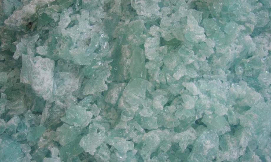 силикат натрия кристалы