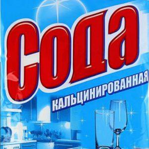 Кальцинированная сода и ее применение