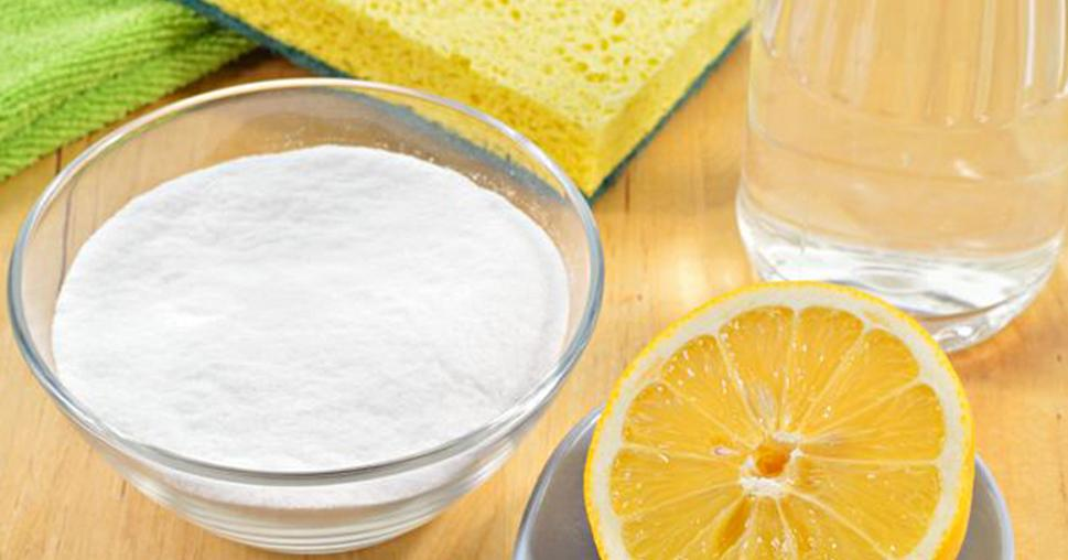 содовый раствор для мытья посуды