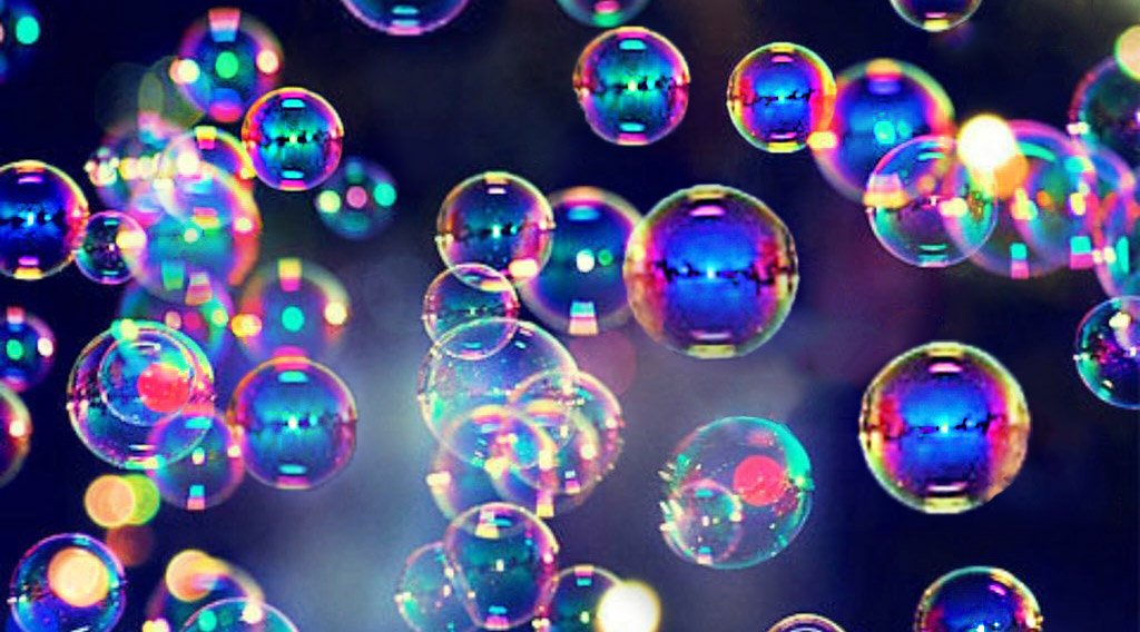 Раствор для мыльных пузырей