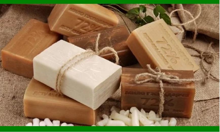 хозяйственное мыло натуральное, польза и вред