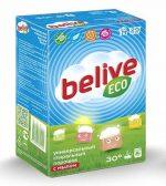 Бесфосфатный стиральный порошок BELIVE ECO 1 кг