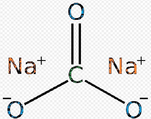 сода кальцинированная, формула