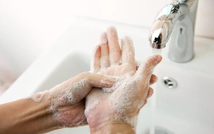 польза мыла