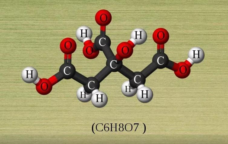 формула и свойства лимонной кислоты
