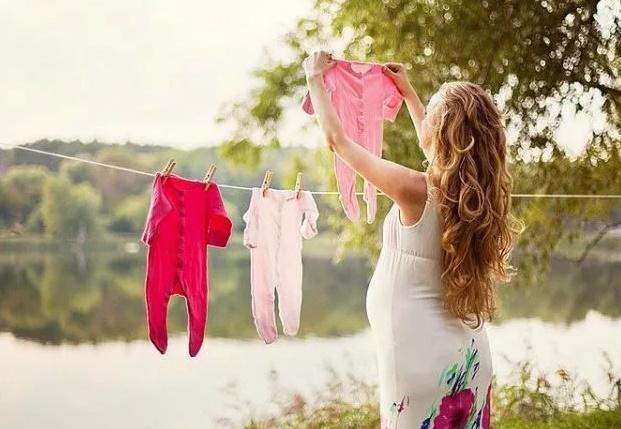 стиральный порошок для беременных женщин