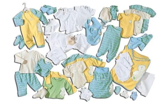 стиральный порошок для вещей новорожденного