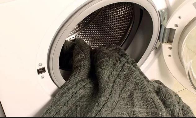 как стирать шерстяные вещи в стиральной машине