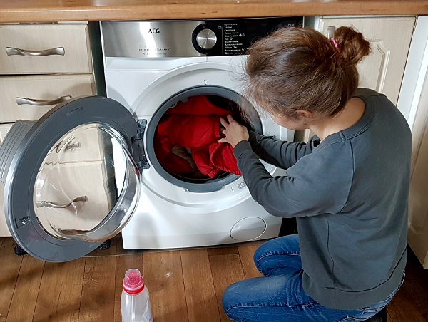 стирка авточехлов в стиральной машине