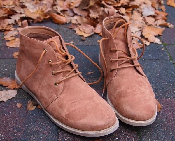 стирать замшевую обувь из искусственной замши