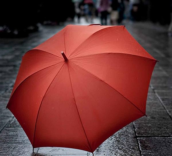 как стирать зонтик