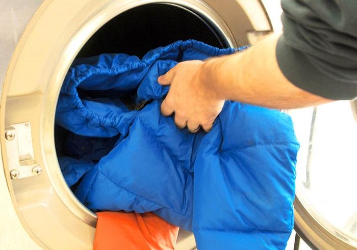 стирать мембранную куртку