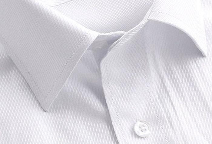 отстирать воротник рубашки