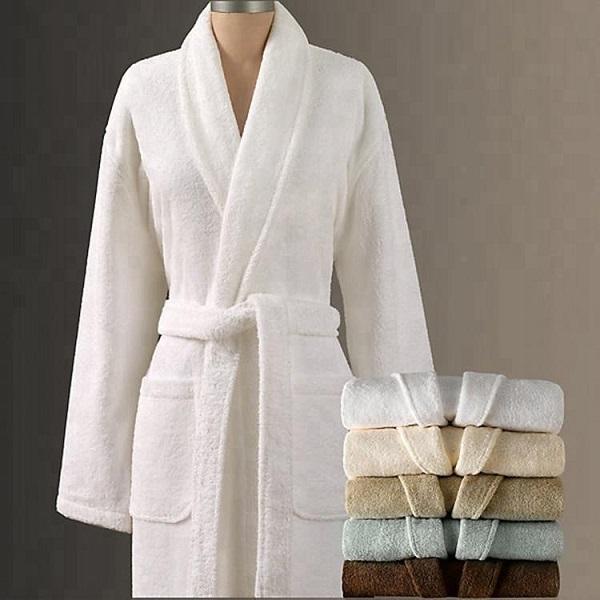 как стирают халаты в гостинице