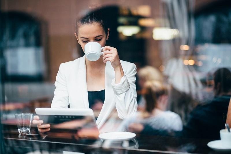как выводить пятна от кофе