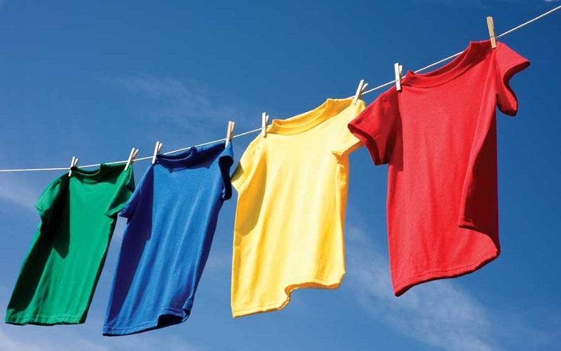 стирать и сушить цветное белье правильно