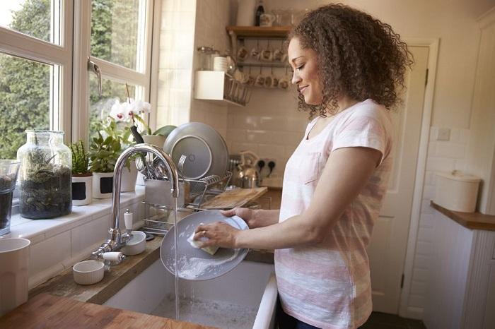 уборка дома без химических средств