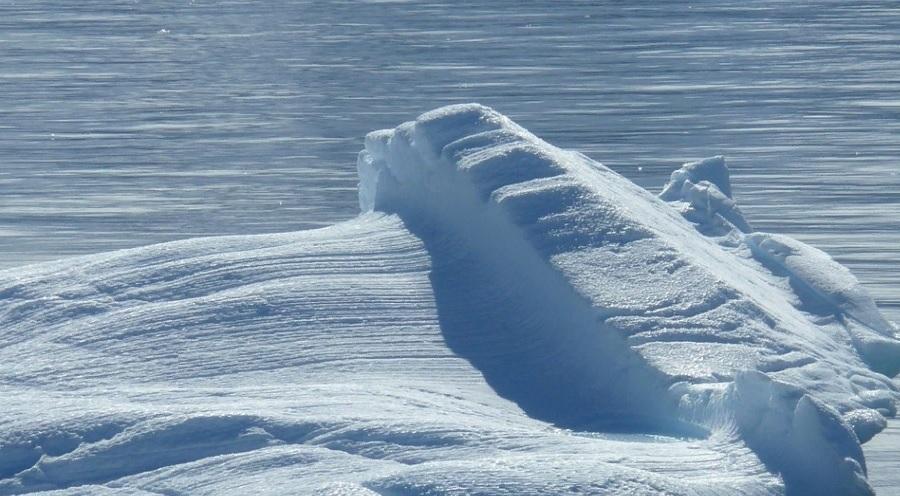 почему стиральный порошок в воде арктики