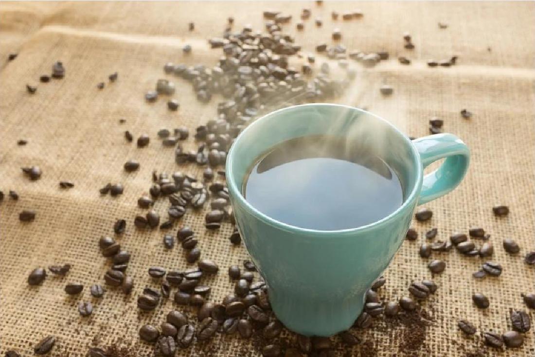Как отстирать свежее пятно от кофе