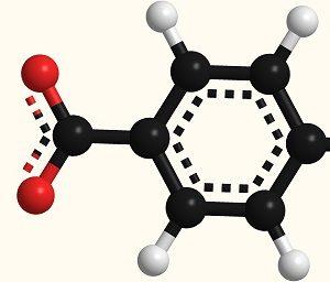 Бензоат натрия в составе косметических средств