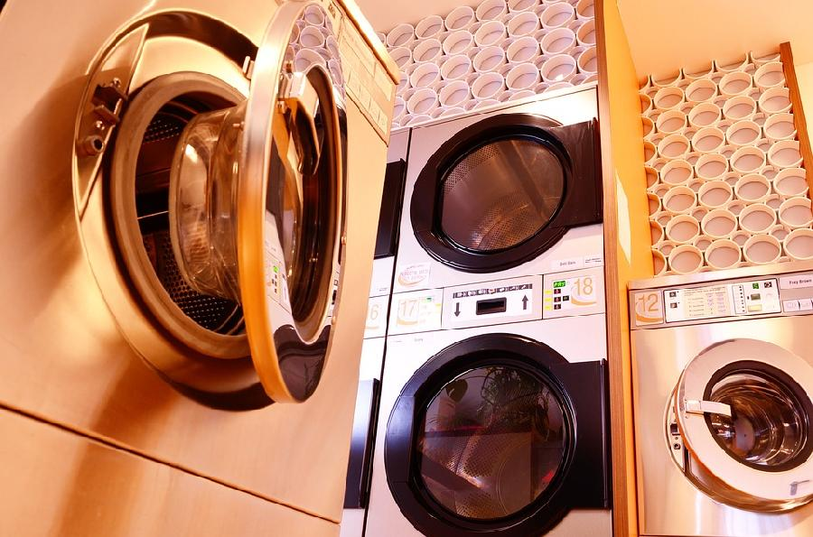 как устранить грязь и запах в стиральной машине.