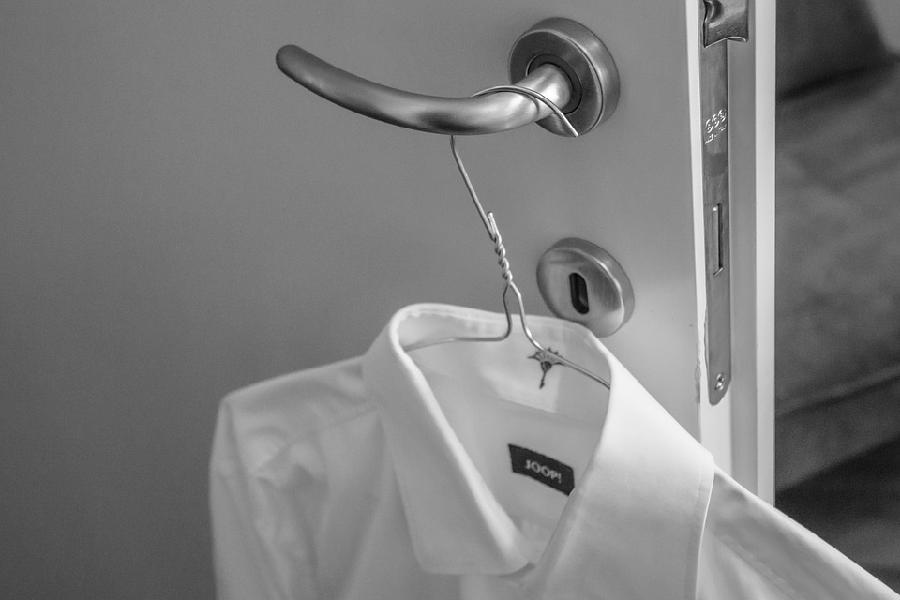 чем отстирать воротник рубашки